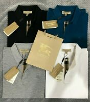 100% Authentic Brand new Burberry London Men's polo with tags