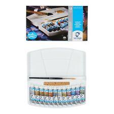 Van Gogh Watercolour Paint Set Metallic & Interference Colours 12 x 10ml