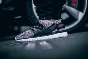 New Men's Adidas Tubular Nova PK 'Clear Brown' Primeknit Sneakers sz 12