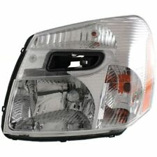 For Equinox 05-09, CAPA Driver Side Headlight, Clear Lens