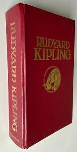 1978 1st, 6 BOOKS in 1 Volume by RUDYARD KIPLING free EXPRESS AUST