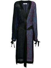 NWT DVF Diane Von Furstenberg Kimono Polka Dot Burnout Dress Midi Small P XS New