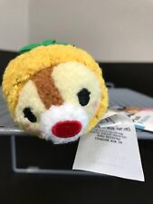 "AUTHENTIC DISNEY Vacation Pineapple-scented Dale  3.5"" Tsum Tsum"