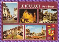 Carte postale - Le TOUQUET - paris-plage - multivues