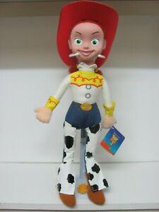 "Toy Story 2 Disney Pixar Cowgirl Jessie 18"" Plush Doll Playgro 1999"
