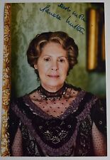 Penelope Wilton SIGNED 12x8 Photo Autograph Downton Abbey TV  AFTAL COA