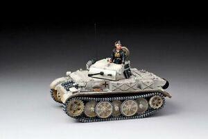 THOMAS GUNN WW2 SS053B German Lynx Tank Winter MIB