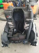 Sherwood Avid Cqr.3 Buoyancy Compensator Bcd Size Md Scuba Gear Dive Equipment