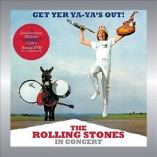 Get Yer Ya-Ya's Out! The Rolling Stones In Concert [3 CD/DVD Combo][Expanded Edi