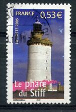 STAMP / TIMBRE FRANCE OBLITERE N° 3822 LE PHARE DE STIFF