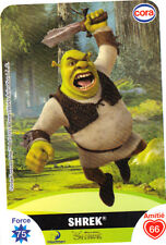 Carte CORA Dreamworks n° 106/112 - SHREK