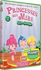 """24704// PRINCESSES DES MERS VOLUME 5 JEUX AQUATIQUES DVD NEUF 90"""""""