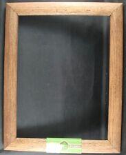 "Solid Oak Wood Frame 9"" x 12"", Brown"