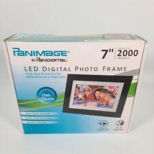 PanImage LED Digital Photo Frame 7