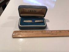 Old Vintage Swank Tie Clip Accessory