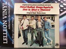 How To Steal A Diamond Soundtrack LP Album Vinyl Record K40371 A1/B1 Film 70's