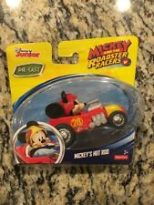 Mickey and the Roadster Racers Diecast Mickeys Hot Rod NIB