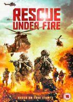 Nuevo Rescue bajo Fuego DVD