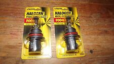 SET OF 2 HALOGEN H 4 HB 1 HEAD LIGTH AUTO LIGHT BULB 9004 12v 65W/45W CLEAR