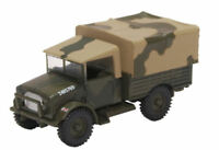 Oxford Diecast Bedford MWD 2 Corps 1/7th Middlesex Reg OO Scale (suit HO also)