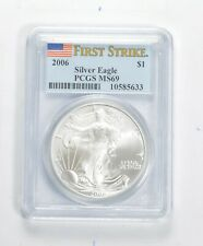 MS69 2006 American Silver Eagle - First Strike - Graded PCGS *205