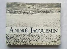 Andre Jacquemin / 1986 / PIERRE DEHAYE / SERPENOISE / PEINTRE BIOGRAPHIE OEUVRE