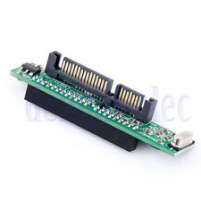 2.5'' 7+15 22pin Male SATA to 44 pin IDE Female Adapter Converter JM20330 DE