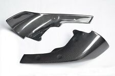 BMW M2 F87 Carbon Front Flaps Splitter Spoiler Performance Skirts Lippe