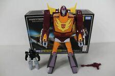 Transformers Masterpiece Targetmaster Hot Rod complete Takara MP-40 G1 Rodimus
