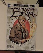 Justice League Dark #0 (nov, 2012)