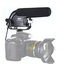 BOYA BY-VM190 Stereo Directional Shotgun Microphone Mic For DSLR Video Camera DV