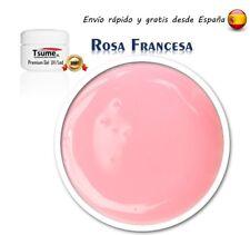 Gel UV/Led - Rosa opaca tipo French - 15 gr Manicura pedicura uñas de gel