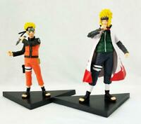 Naruto Uzumaki son figure figures set of 2pcs toys doll dolls christmas gift new