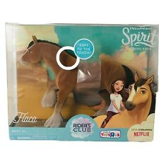 Spirit Riders Club Classic Flaca Horse Toys R Us Exclusive Soft Touch Figure New