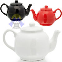 TEIERA in CERAMICA per THE Classica TEA Inglese TE' Tisane INFUSIERA Infuso POT
