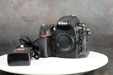 ^Nikon D700 12.1MP Digital SLR Camera w/ Battery and Charger [UNDER 44k Shots]