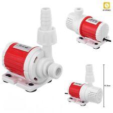 Submersible Water Pump Adjustable Speed Water Pump Fish Tank Aquarium 20W 12V