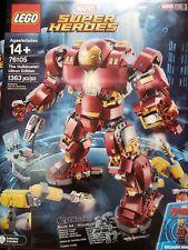 LEGO 76105 The Hulkbuster Ultron Edition * Marvel Super Heroes Hulk Buster Legos