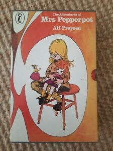 MRS PEPPERPOT Book Set, vintage 1961 FREEPOST