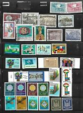 LOT# W4  WORLDWIDE     100 STAMPS  ALL DIFFERENT  INCLUDED  CPL SETS