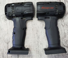 """Snap On CT8810A BLACK 18v 3/8"""" Drive Monster Impact Wrench Repair Shell Body"""