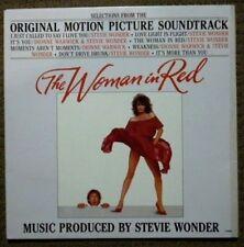 The Woman In Red Soundtrack - 1984 Australasia Press  - NEAR MINT Vinyl LP