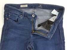 AG Adriano Goldschmied The Stilt Cigarette Leg Skinny Womens Jeans Stretch 32R