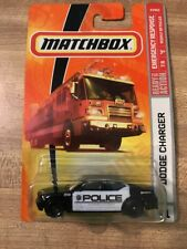 Matchbox 2008-09 Emergency Response Series #61 Dodge Charger Hummelstown Police