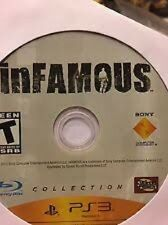 inFamous Collection 1 GAME Sony PlayStation 3 PS PS3 I