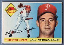 1955 Topps #62 Thorton Kipper(1) VG GO9023