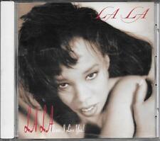"""LA LA  - RARO CD JAPAN 1991 """" LA LA MEANS I LOVE YOU  ! """""""