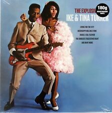 Ike & Tina Turner-The Explosive LP 2018 BRAND NEW 180g Vinyl MCPS- 02083-VB