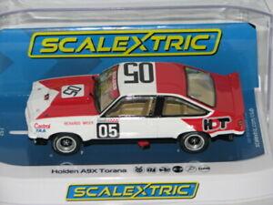 Scalextric Holden A9X Torana 'Peter Brock' - C4157