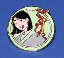 Disney Best Friends Mystery Pin Mulan - Mulan & Mushu